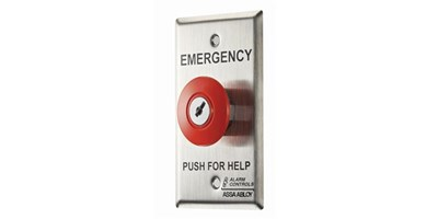 Key Push Button
